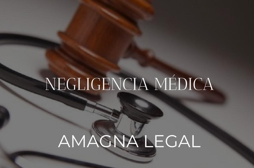 negligencia medica derecho penal